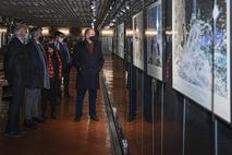 Photographie_Inauguration Exposition Galerie des Pecheurs_Stephane Dana Direction de la Communication - ©Direction de la Communication / Stéphane Dana